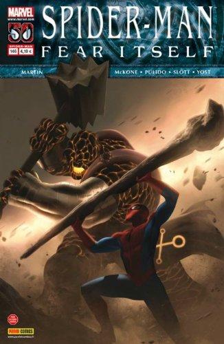 Spider-man 146 (fear itself)