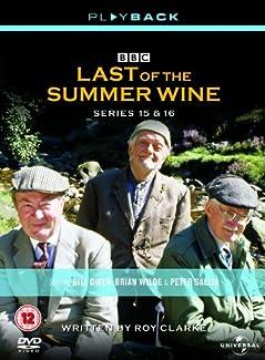 Last Of The Summer Wine - Series 15 & 16