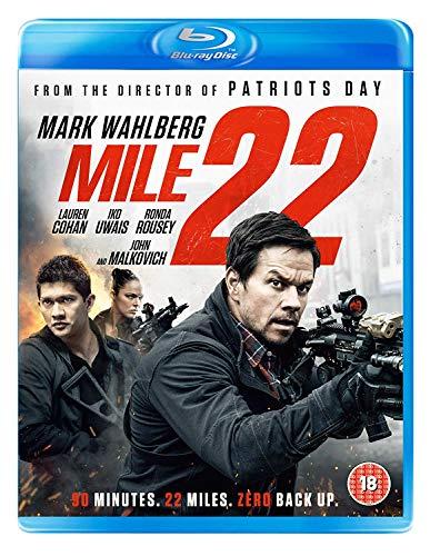 Mile 22 [Reino Unido] [Blu-ray]