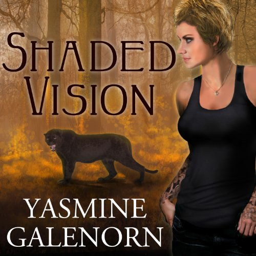 Shaded Vision audiobook cover art