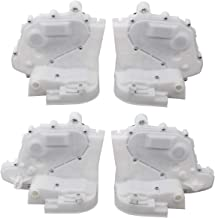 NewYall Set of 4 Front and Rear Left Driver and Right Passenger Side Door Lock Actuator