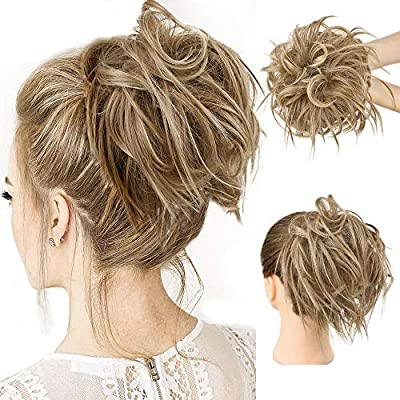 HMD Tousled Updo Messy