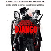 Django Unchained (Blu-ray + DVD + Digital)