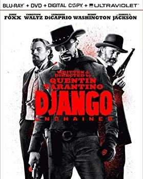 Django Unchained [Blu-ray + DVD + Digital]