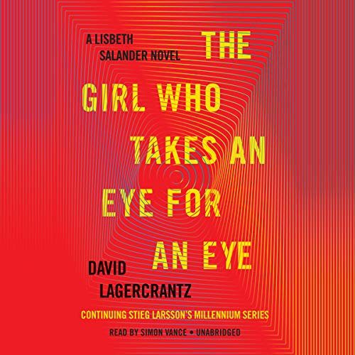 Page de couverture de The Girl Who Takes an Eye for an Eye