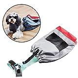 Bolsa de perro paralítico, bolso de arrastre de tela Oxford para mascotas paralizadas, apto para gato de perro discapacitado, ayuda para proteger el pecho y las extremidades del animal doméstico