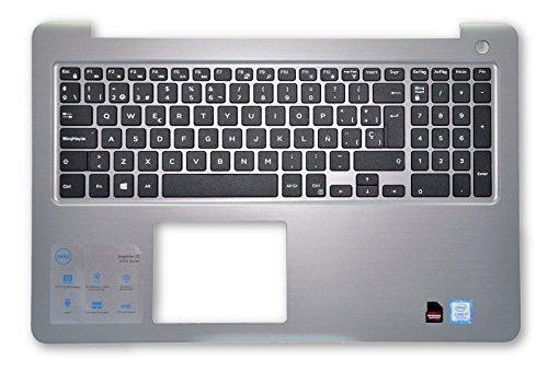 Dell Inspiron 15 serie 5000 (5567) poggiapolsi con tastiera spagnola 22RVP PT1NY HG6X9