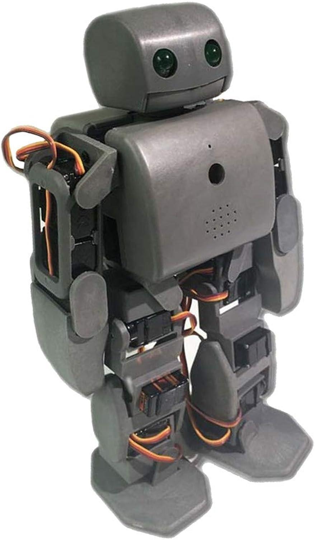 el estilo clásico B Baosity Humanoid Robot Robot Robot para Arduino Impresora 3D de Cógigo Abierto para Robot DIY en Casco Robótico  mejor reputación