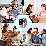 Zoom IMG-2 smartwatch lige con cardiofrequenzimetro touch