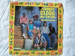 JOHNNY CLEGG AND SAVUKA Asimbonanga 7