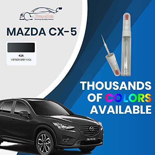 Tapis DE Coffre Caoutchouc Premium Compatible avec Mazda CX-5 2012-2016 J/&J AUTOMOTIVE