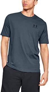 Under Armour Men's Sportstyle Left Chest Short Sleeve T-Shirt