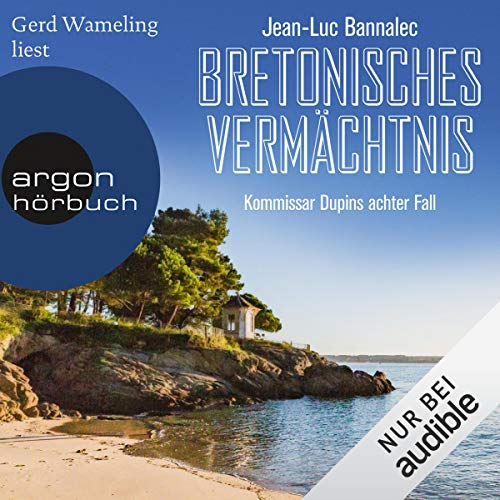 Bretonisches Vermächtnis audiobook cover art