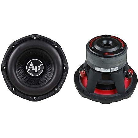 "NEW TXXBD310 Audiopipe 10/"" Woofer 1400W Max 4 Ohm DVC"