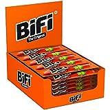 Bifi Original – 40er Pack (40 x 22,5 g) – herzhafter Salami Fleischsnack – geräucherte Mini Wurst als Snack To Go