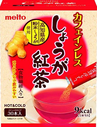 名糖産業 『名糖 しょうが紅茶』