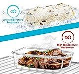 Zoom IMG-2 kichly contenitori alimentari vetro 18