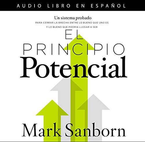 El principio potencial [Potential Principle ] audiobook cover art
