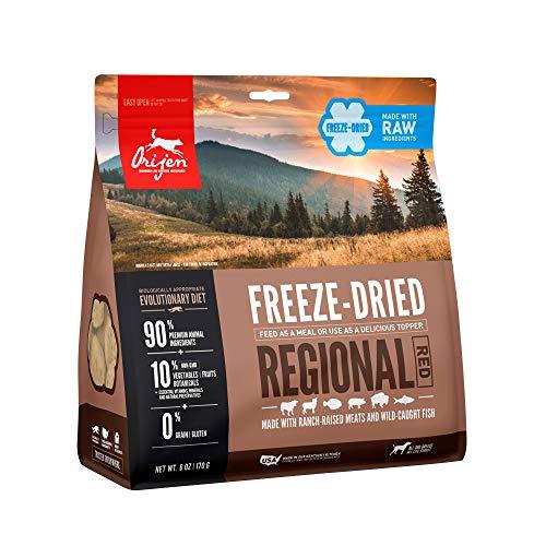 Orijen Regional Red Freeze Dried - ca. 12 Medaillons