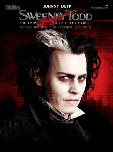 Sweeney Todd: (Movie Vocal Selections) (Movie Vocal Selections Pvg)