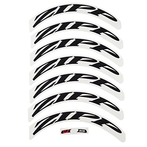 Zipp 404 Decal Set null BLACK by Zipp