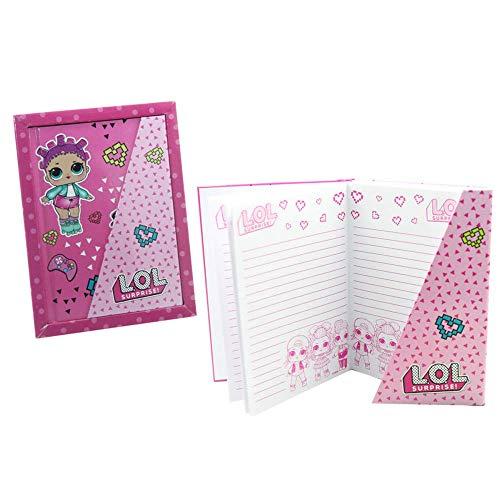 Diario Secreto LOL Surprise con Glitter Caja Regalo Niña - MT09