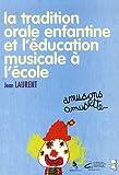 La tradition orale enfantine et l'éducation musicale à l'école (1CD audio)