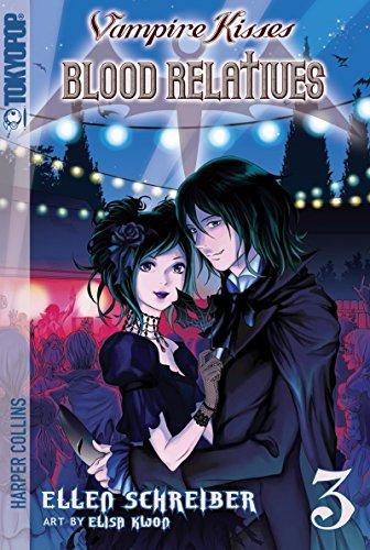 Vampire Kisses: Blood Relatives, Volume III (English Edition)