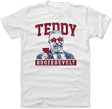 4th July Drinking Shirt - Teddy Roosevelt Boozedevelt