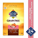 Nature's Recipe Easy to Digest Dry Dog Food, Salmon, Sweet Potato & Pumpkin Recipe, 24 Pounds, Grain Free