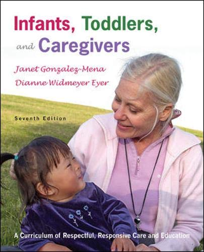 Infants, Toddlers, and Caregivers, 7th Edition