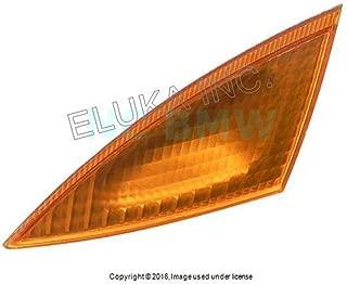Porsche 986 Boxster S Headlight Corner Trim (Amber) LT left lh driver lamp panel