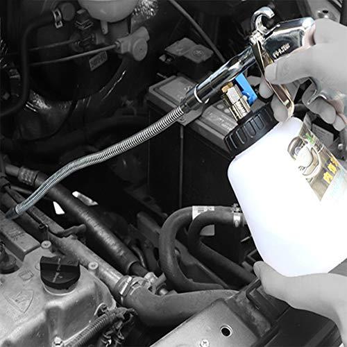 Hogedruk auto reinigingskanon buigen metalen pijp, schoonmaken waterpistool auto interieur schoonmaken Tool Tornado auto schoonmaken auto accessoires