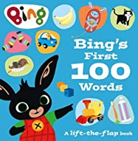 Bing's First 100 Words: A Lift-the-Flap Book