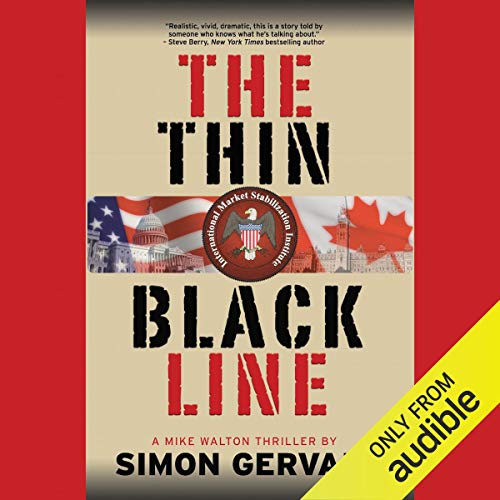 Couverture de The Thin Black Line