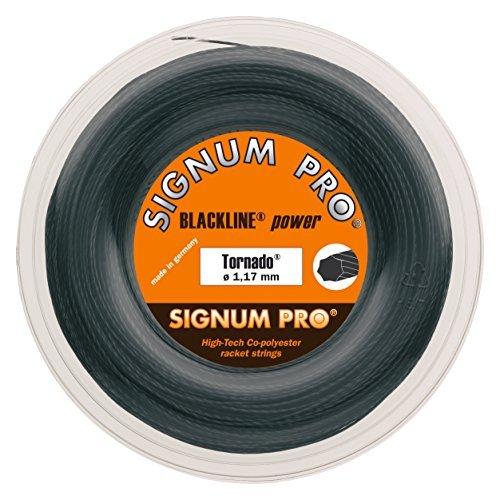 Signum Pro Tornado 120m schwarz 1.17mm by Signum