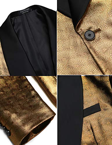 COOFANDY-Mens-Sequin-Blazer-Suit-Jacket-Slim-Fit-One-Button-Fashion-Tuxedo-Jacket-for-Dinner-Party-Wedding-Prom