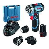 Bosch GSR 12V-15 Fc Professional Cordless Drill/Driver (Blue)