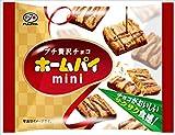 ホームパイ ミニプチ贅沢チョコ 43g