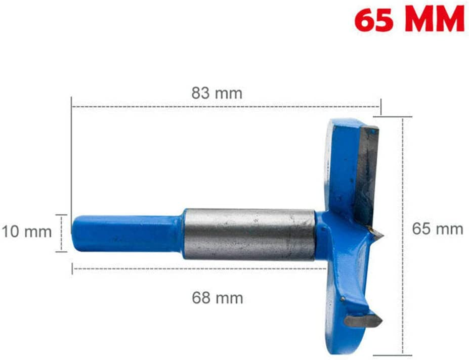 Woodworking Forstner Hole Saw Our shop most popular Cutter Drill of Pack 65mm 1 OFFer Bit
