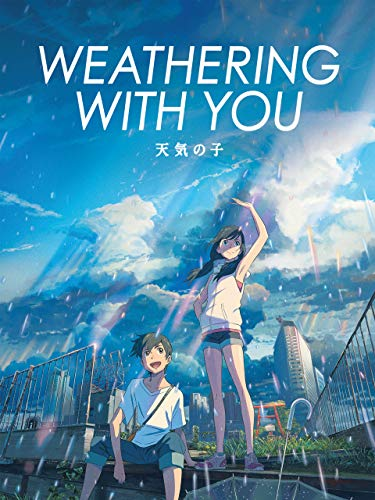 Weathering With You (English Language)