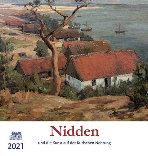 Nidden 2021: und die Kunst auf der Kurischen Nehrung