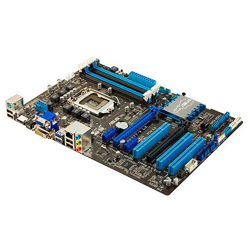 ASUS P8Z77-V LX  Intel Z77 Bild