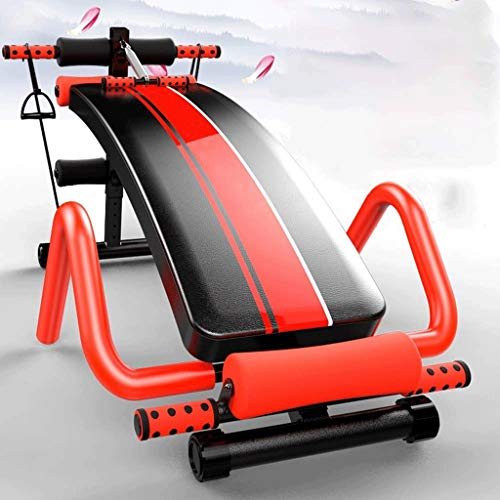 Best Deals! DEJA Sit-up Board,Fitness Light Weight Household Multi-Workout Abdominal/Hyper Back Ex...