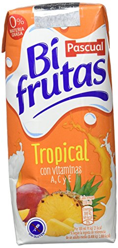 Bifrutas Tropical - 6 Paquetes de 3 x 330 ml - Total: 5.94 l