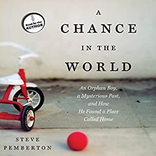 A Chance in the World audiobook cover art