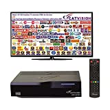 Best Android Tv Boxes - Catvision Advanced 2 in 1 Set Top Box Review