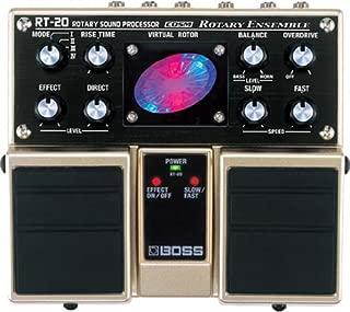 boss rt 20 rotary ensemble sound processor
