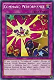 YU-GI-OH! - Command Performance (NECH-EN069) - The New Challengers - 1st Edition - Common