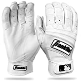 Franklin Deportes 2013 The Natural II Bateo Guantes, Unisex, Color Pearl/White, tamaño Youth M